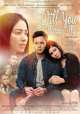 Download Film Indonesia Will You Marry Me (2016) WEB DL