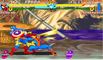 Game Dingdong Marvel
