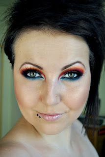 Top Ten Make-up Trends For Spring/Summer 2012