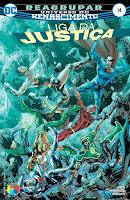DC Renascimento: Liga da Justiça #14