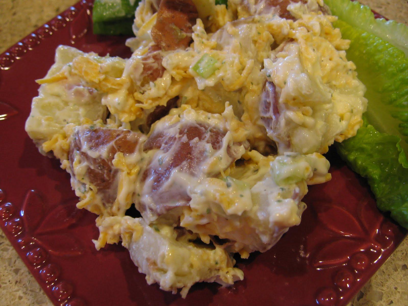 Paula Deen Potato Salad Recipe Easy