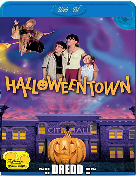 Halloweentown 1998 Dual Audio BRRip 480p 300Mb x264
