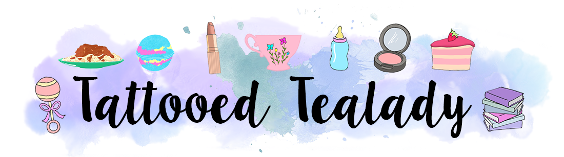Tattooed Tealady