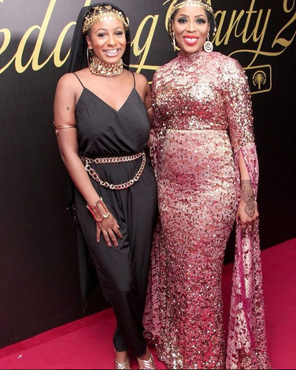 DJ-Cuppy-Mo-Abudu-the-Premiere-of-The-Wedding-Party-2-Destination-Dubai
