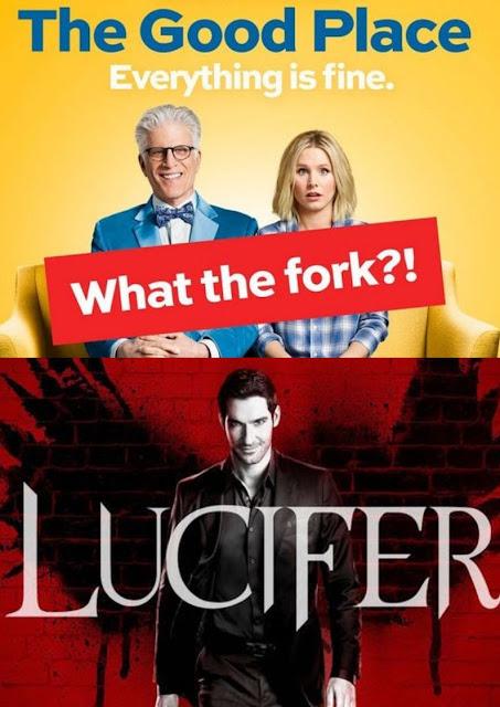 """Piekło-niebo, czyli dwa seriale z zaświatami w tle - """"The Good Place"""" i """"Lucyfer"""""""