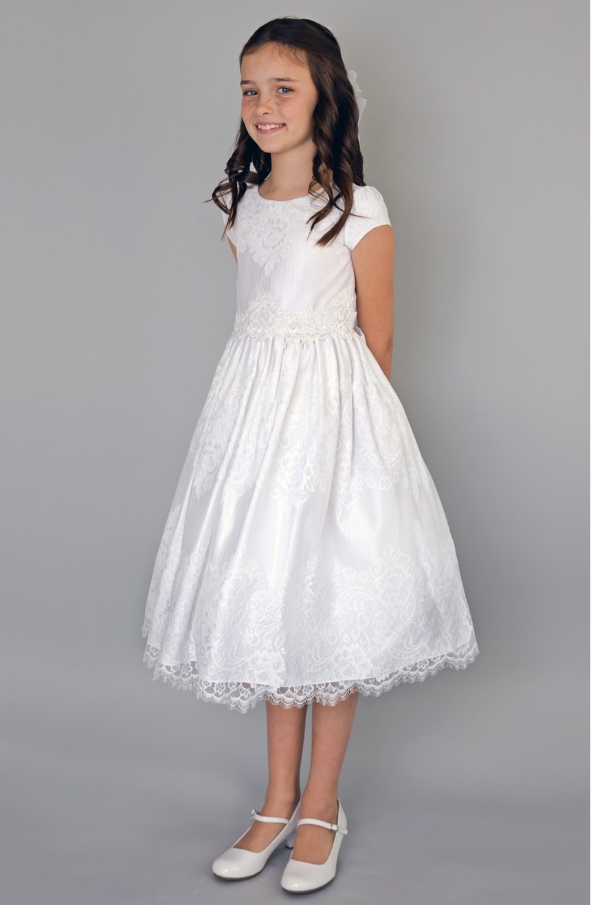 Vestidos de primera comunion para niрів±as 2019