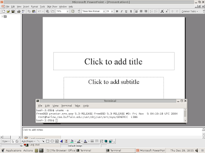MS PowerPoint 2000 Test answer