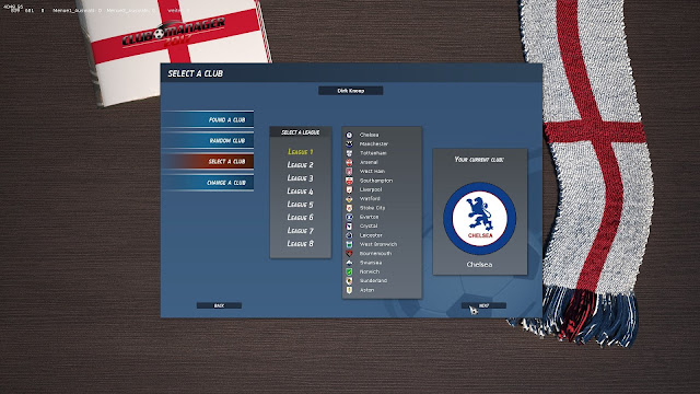 Club Manager 2017 Full Version Download Screenshot 2