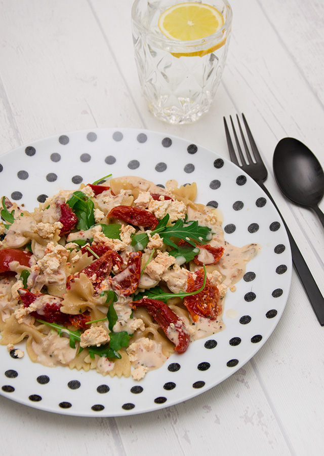 15-Minuten-Feierabend-Rezept: Pasta