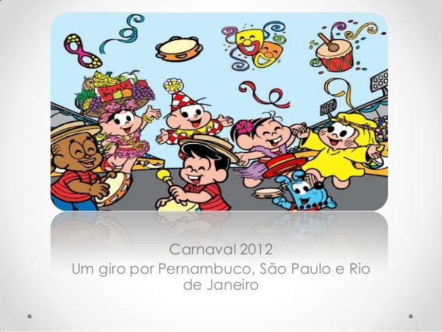 Carnaval História e Curiosidades