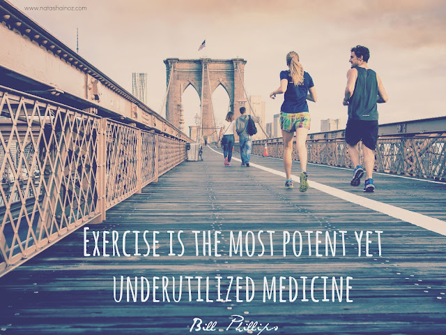 Exercise as medicine | Quote from Bill Phillips