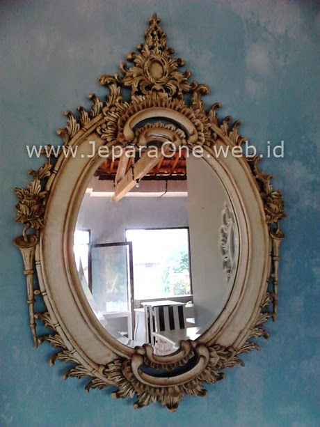 Antique Mirror - Hiasan Dinding Jeparaone