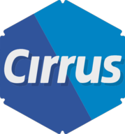 cirrus hexagon icon