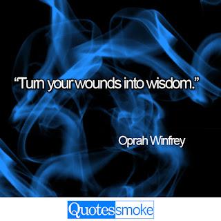 Oprah Winfrey Wisdom Quotes