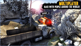 Game Truck Evolution : Offroad 2 App