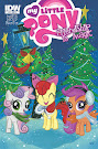 My Little Pony Friendship is Magic #14 Comic Cover Retailer Incentive Variant