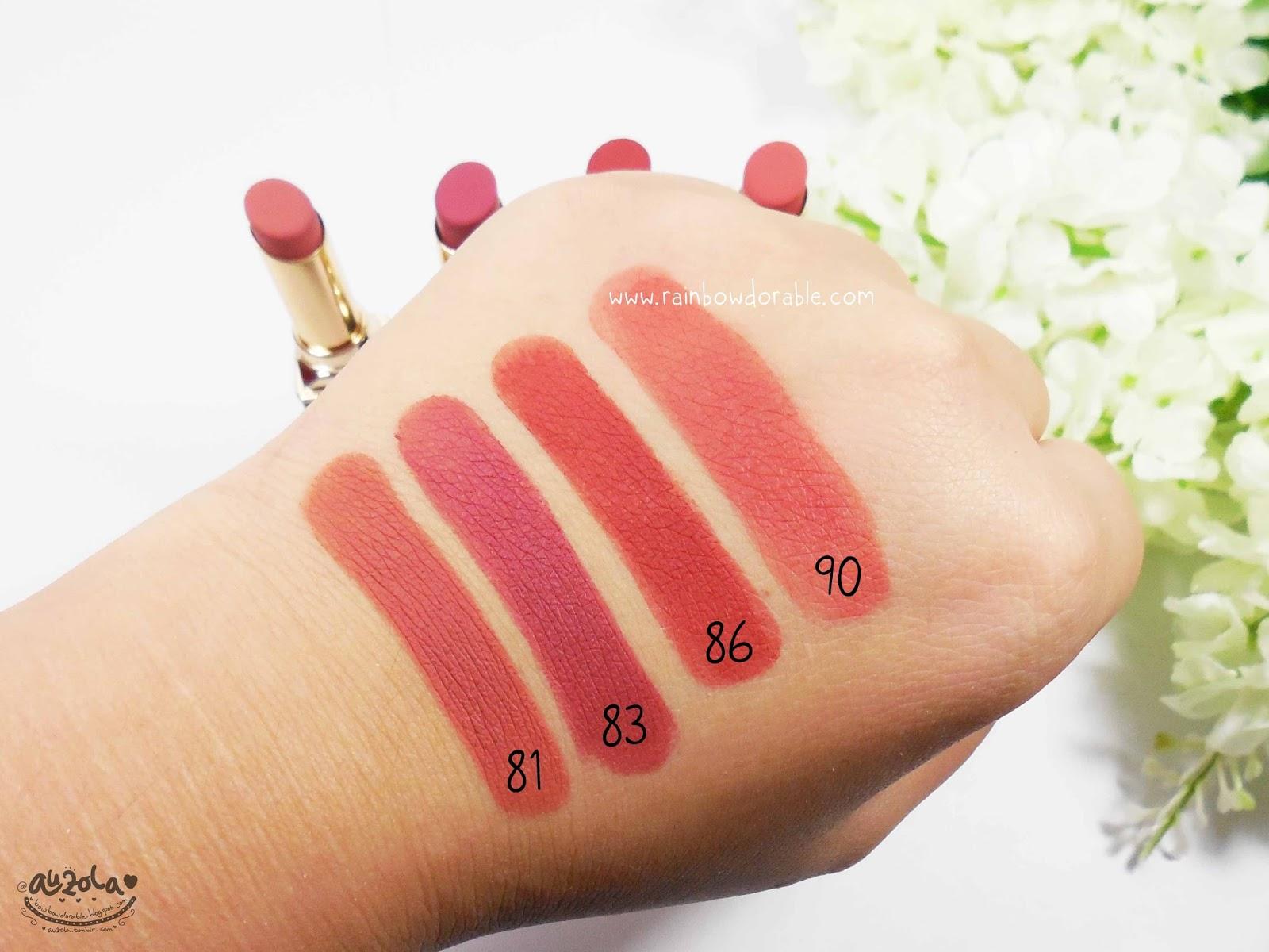 Lipstik matte purbasari 83
