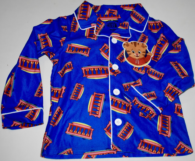 Daniel Tiger's Neighborhood Pajamas!