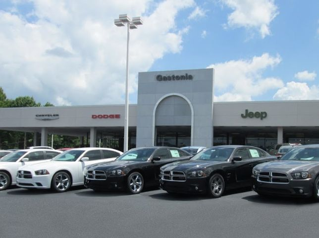 Jeep Dealership near Gastonia Nc
