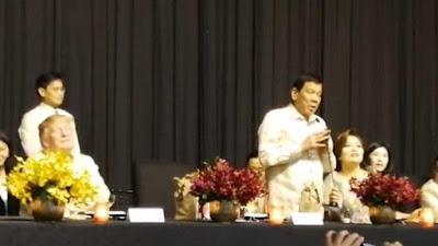 رئيس الفلبين وترامب