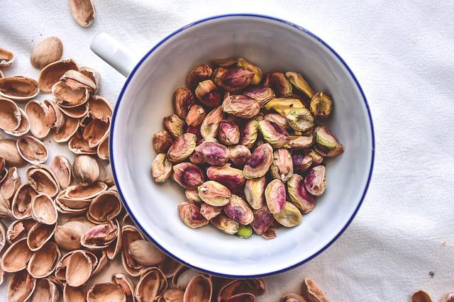 Kacang Pista Kekacang Yang Menguatkan Daya Ingatan