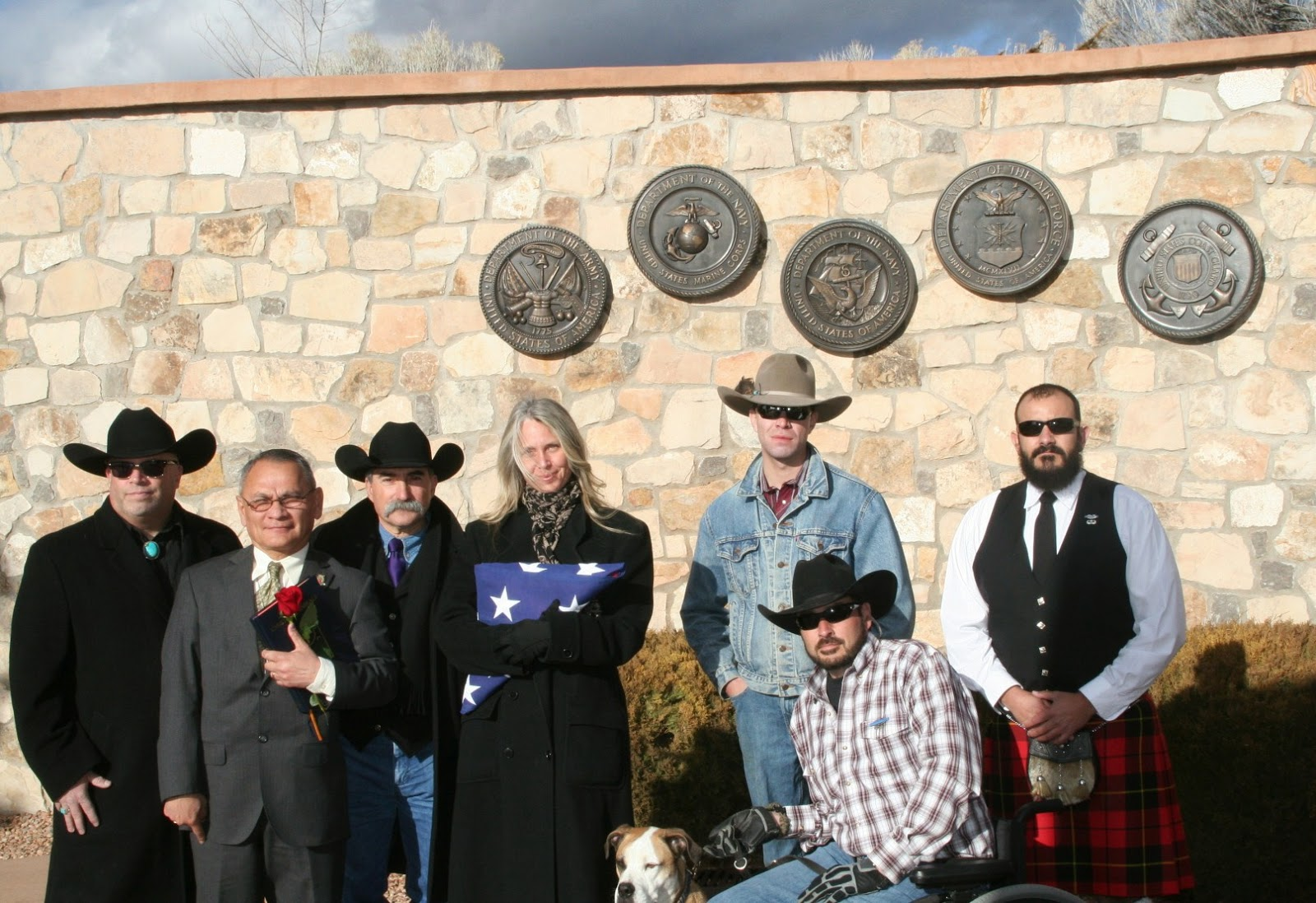 HORSES FOR HEROES New Mexico - Cowboy Up! 505-798-2535  February 2014 848fb3d07
