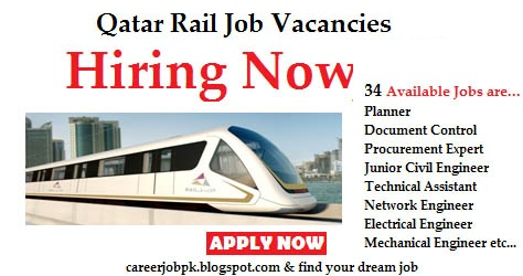 Qatar Rail jobs in Doha