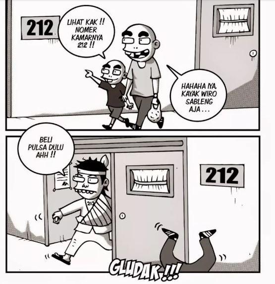 30 Komik Lucu Paling Absurd yang Bikin Ketawa Lepas
