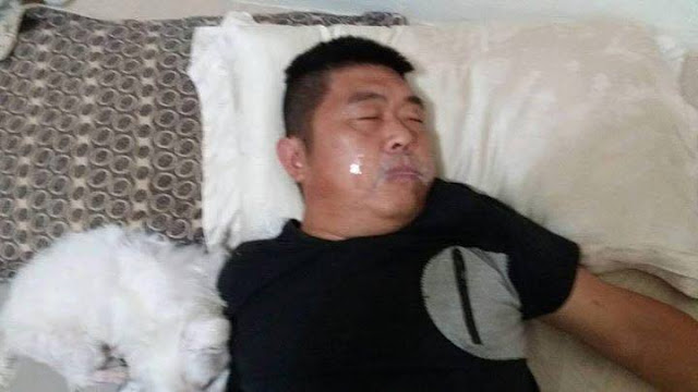 Wife Saw Her Husband With Taped In His Mouth While