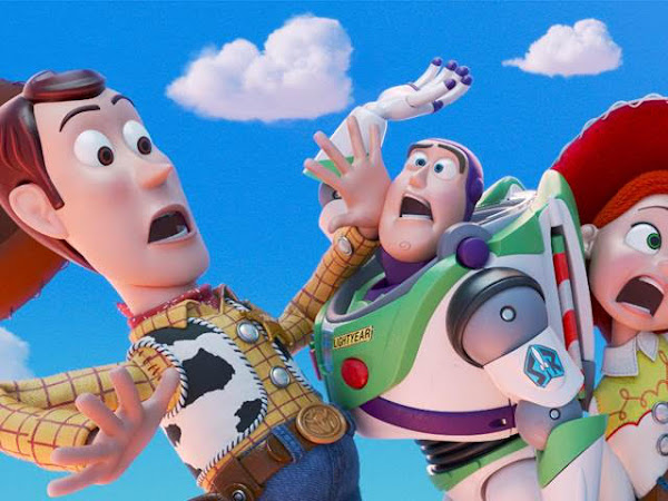 TOY STORY 4 Teaser Trailer and Poster! #ToyStory