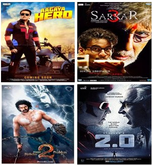 Upcoming Biggest Bollywood Movies List of 2017