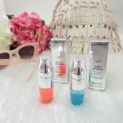 Lancome Juicy Shaker Review and Swatches