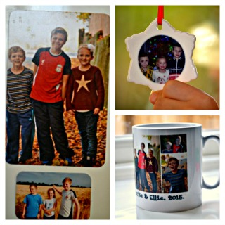 Personalised stocking fillers from snapfish