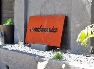 ambrosia (signage)