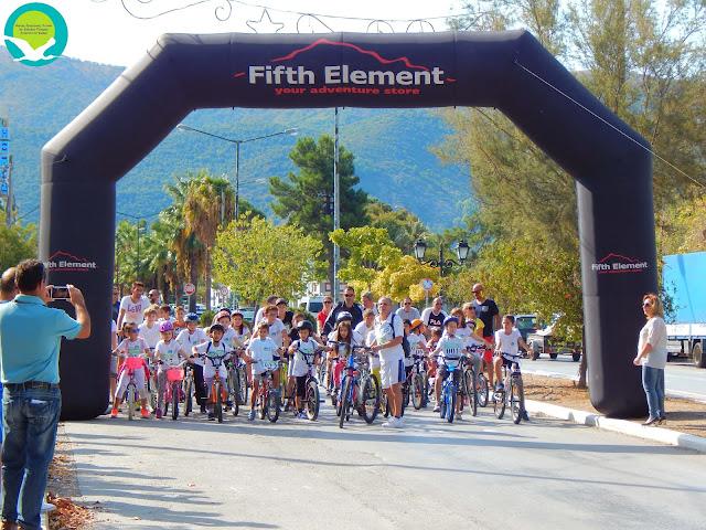 Ηγουμενίτσα: Με επιτυχία η 2η ποδηλατοδρομία στην προστατευόμενη περιοχή την Δέλτα Καλαμά 2017 (+ΦΩΤΟ)