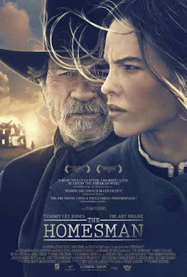 The Homesman (2014) Sinopsis