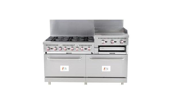 Bếp công nghiệp chất lượng mà an toàn