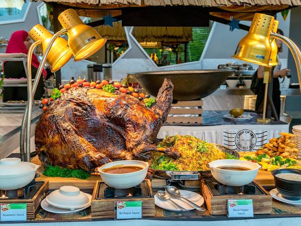 """Warna Warni Ala Kampung"" Ramadan Buffet 2018 @ Eastin Hotel, Penang"