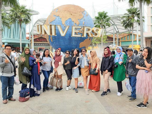 Paket Tour Batam - Singapore 3D2N