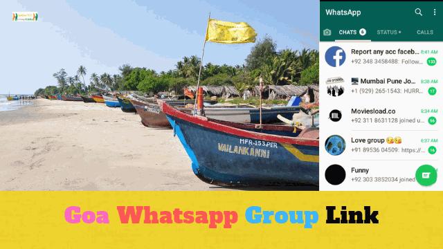 80+ Best Goa Whatsapp Group Link List For Goa Lovers