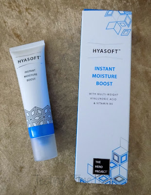 The Libbie Club March Box Feat The Hero Project Hyasoft Instant Moisture Boost