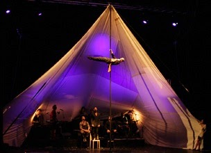 Cirque Farouche - Blast en Bogotá