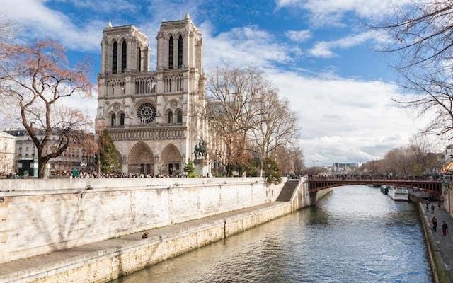 Pontos turísticos de Paris - Catedral Notre Dame