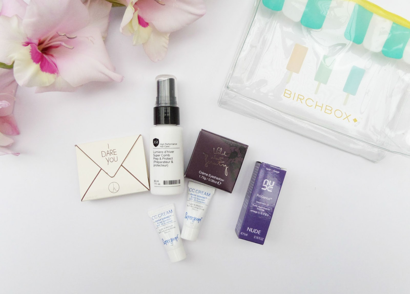 Birchbox | Inside the August 2014 Box