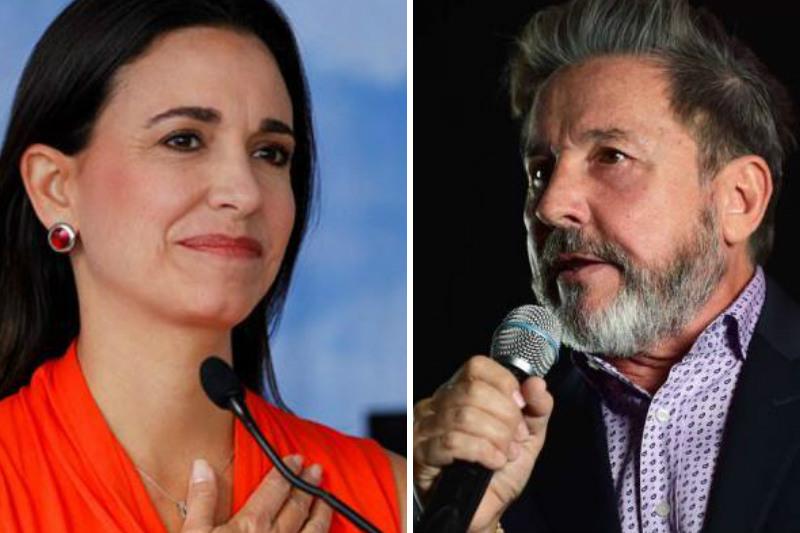 Ricardo Montaner no quiere que Maduro encarcele o mate a María Corina Machado
