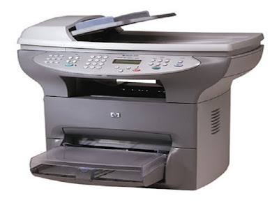 Image HP LaserJet 3380 Printer Driver