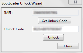 cara unlock bootloader