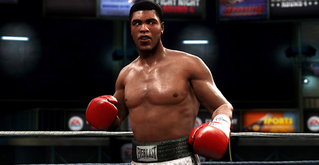 Muhammad Ali In Video games