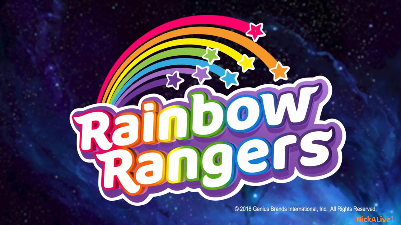Nickalive Nick Jr Usa To Premiere New Series Rainbow Rangers On