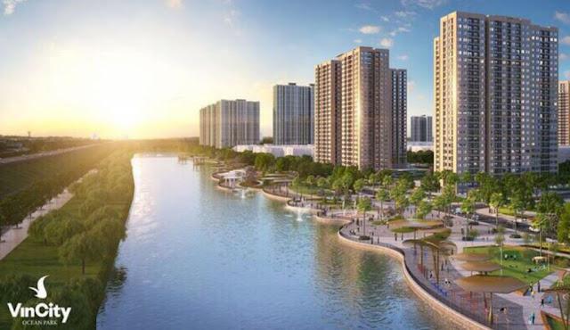 dự án Vincity đầu tiên tại Hà Nội